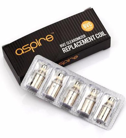 Aspire BVC coils (5 Pack)