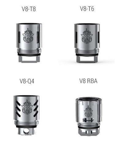 Smok TFV8 Cloud Beast and Big Baby Beast Replacement Coils