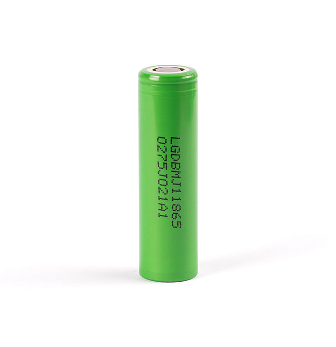 LG MJ1 3500mAh 18650 Battery 10A