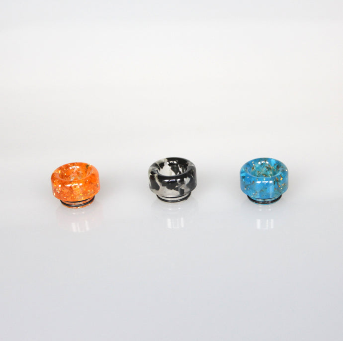 Wide bore Resin Drip Tips 810 - Type 3