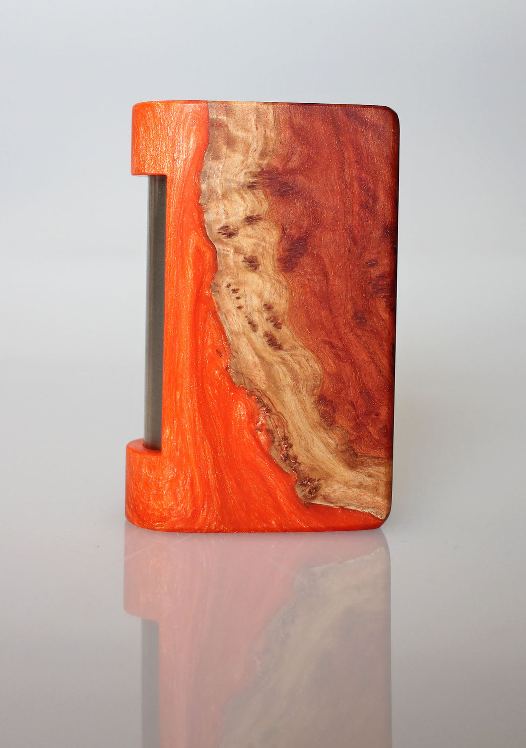 Hybrid Burr Wood RSM DNA75
