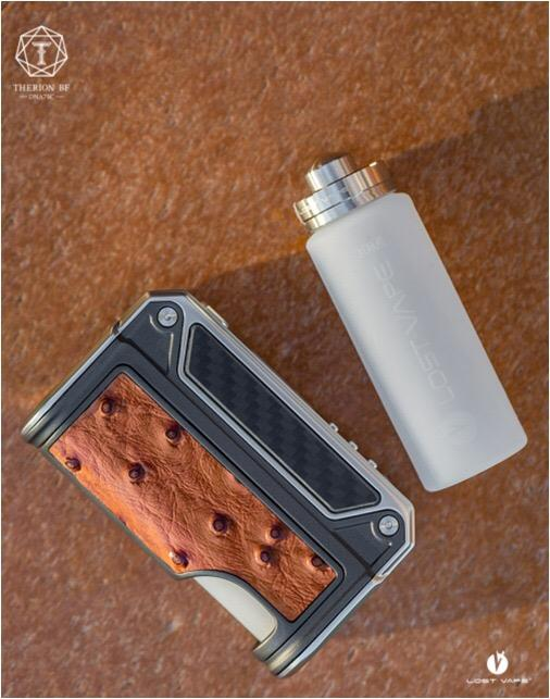 Therion BF Battery Covers