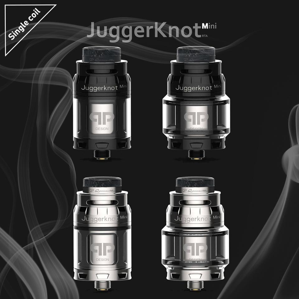 JuggerKnot Mini single coil RTA by QP design