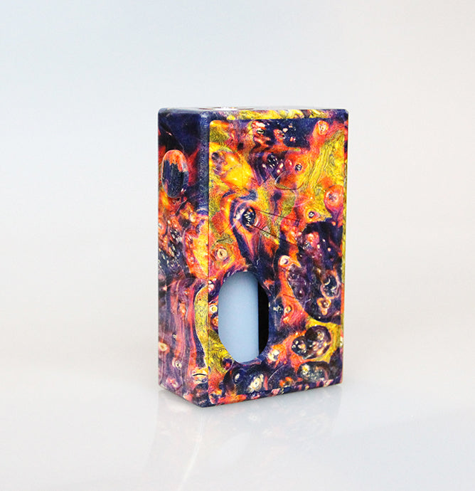 PIRANHA STABWOOD SQUONK MECHANICAL BOX MOD