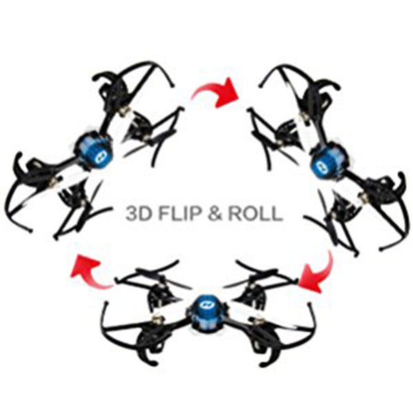 Predator Mini RC Helicopter 6-Axis Gyro 4 Channels Drone