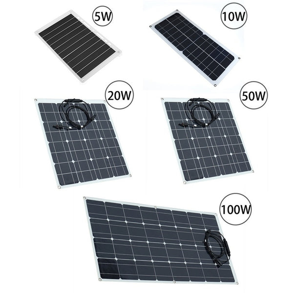 Your Portable USB Waterproof Solar Panel