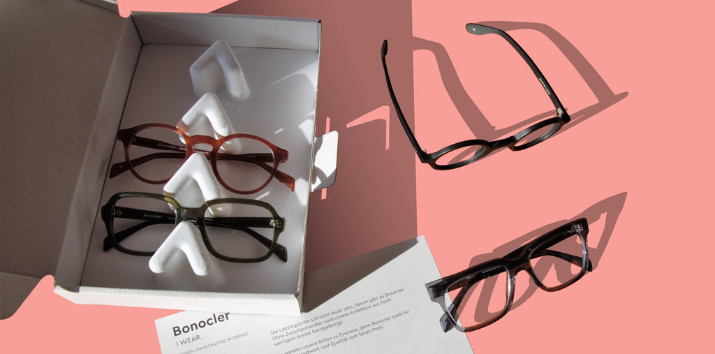 Bonocler Eyewear - HomeTry On