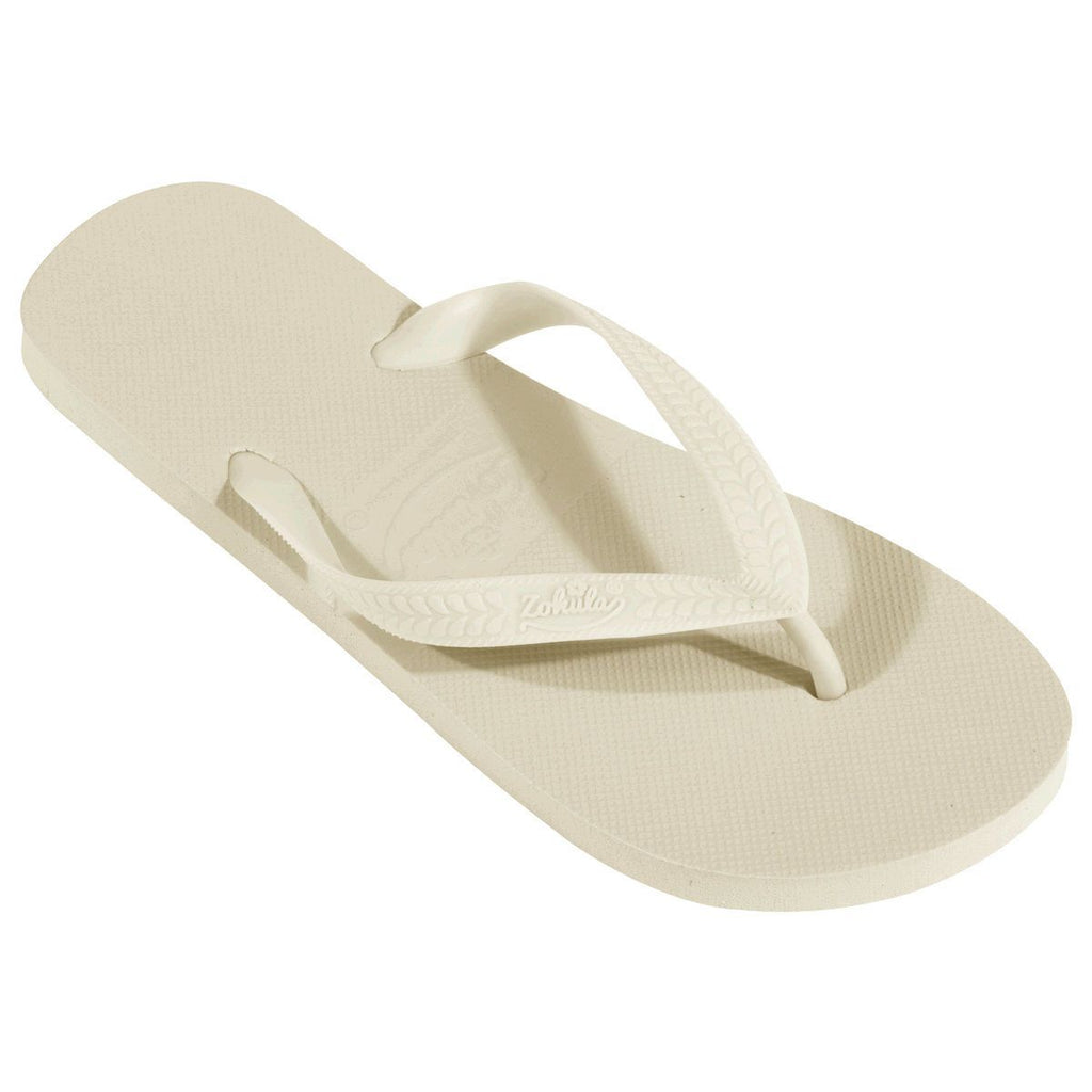 9c958a0704cf03 ... Zohula   Cream   Originals Party Pack - 20 Pairs - Wedding Flip Flops  ...