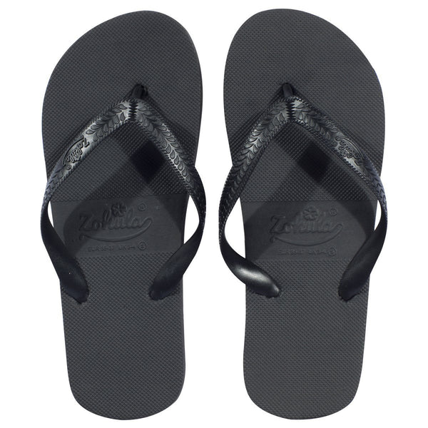 Zohula * Black * Originals Party Pack - 20 Pairs - Wedding Flip Flops