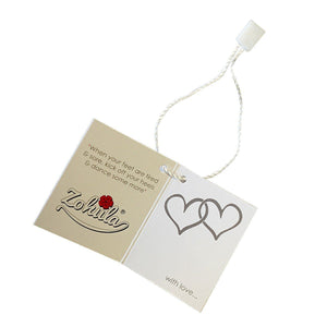 zohula personalised wedding tag