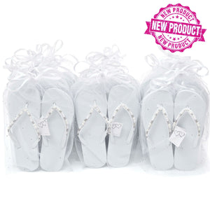 flip flops for events and parties