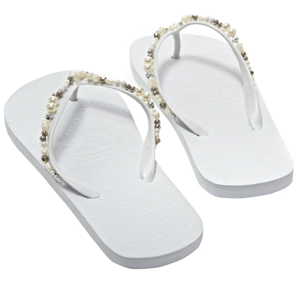 zohula wedding flip flops