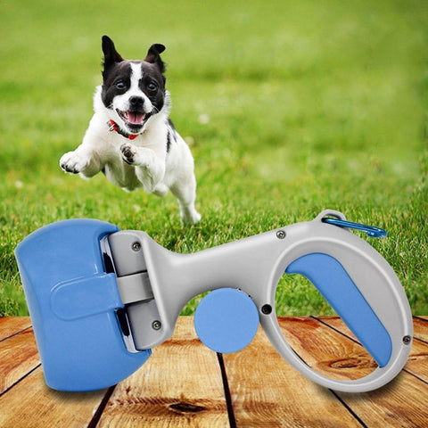 Best 2 in 1 Dog Pets Pooper Scooper