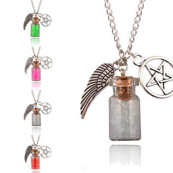 Handmade Protection Necklace (Supernatural)