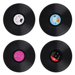 Vinyl Record Placemat (set of 2)