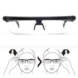 Adjustable Strength Glasses