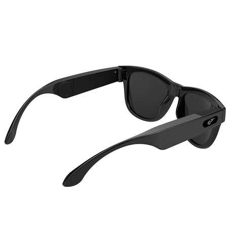 4ec860641a Ark VIEW Black smart sunglasses – Arkwrist.com