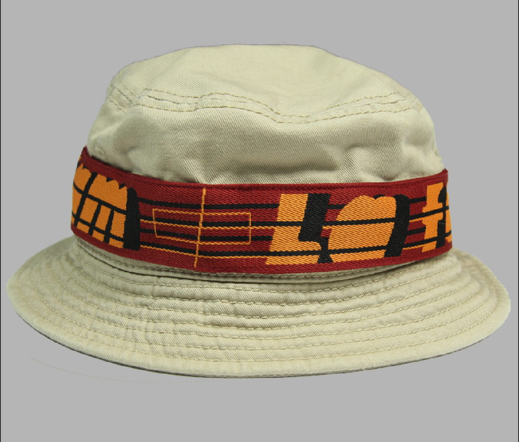 BUCKET HAT CREAM