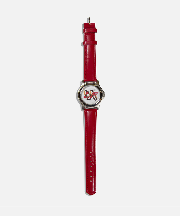 RED LF WATCH - La Fam Amsterdam
