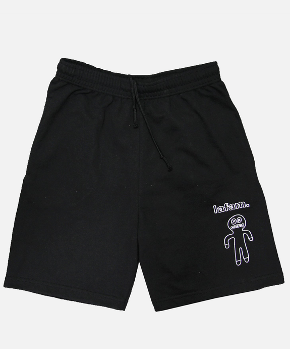SWEAT SHORTS - La Fam Amsterdam