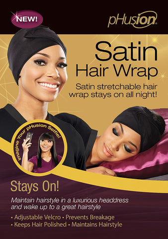 pHusion Satin Hair Wrap Original