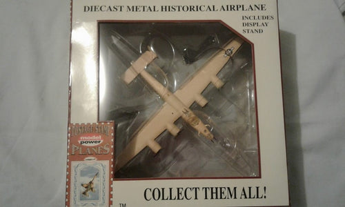 5401 B-24J '376TH BOMBER GROUP' DIECAST METAL HISTORICAL AIRCRAFT