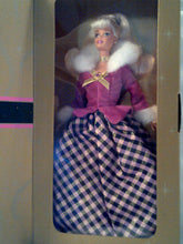 Winter Rhapsody Barbie Collectible Doll - Avon Exclusive - New!