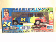"Jeff Gordon 1993 ""Rookie of the Year"" Bank - Limited Edition"