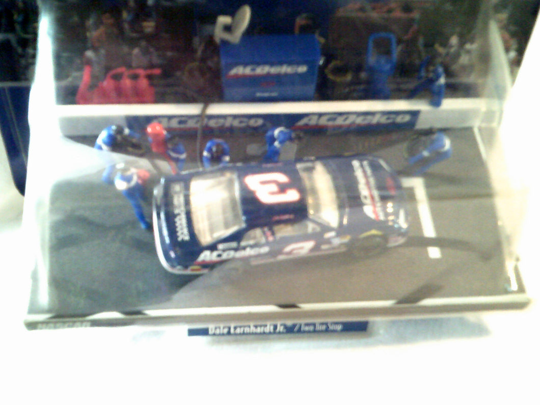 Dale Earnhardt Jr. Nascar Winner's Circle Die Cast Collectibles Pit Row Series - New
