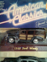 3 American Classic 1:43 Die Cast Collectible Cars - New