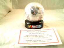 Authentic Nascar 50th Anniversary Logo Replica Baseball with Authenticity Certificate