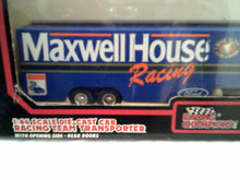 Maxwell House Nascar Racing 1:64 Scale Die Cast Cab Racing Team Transporter - New