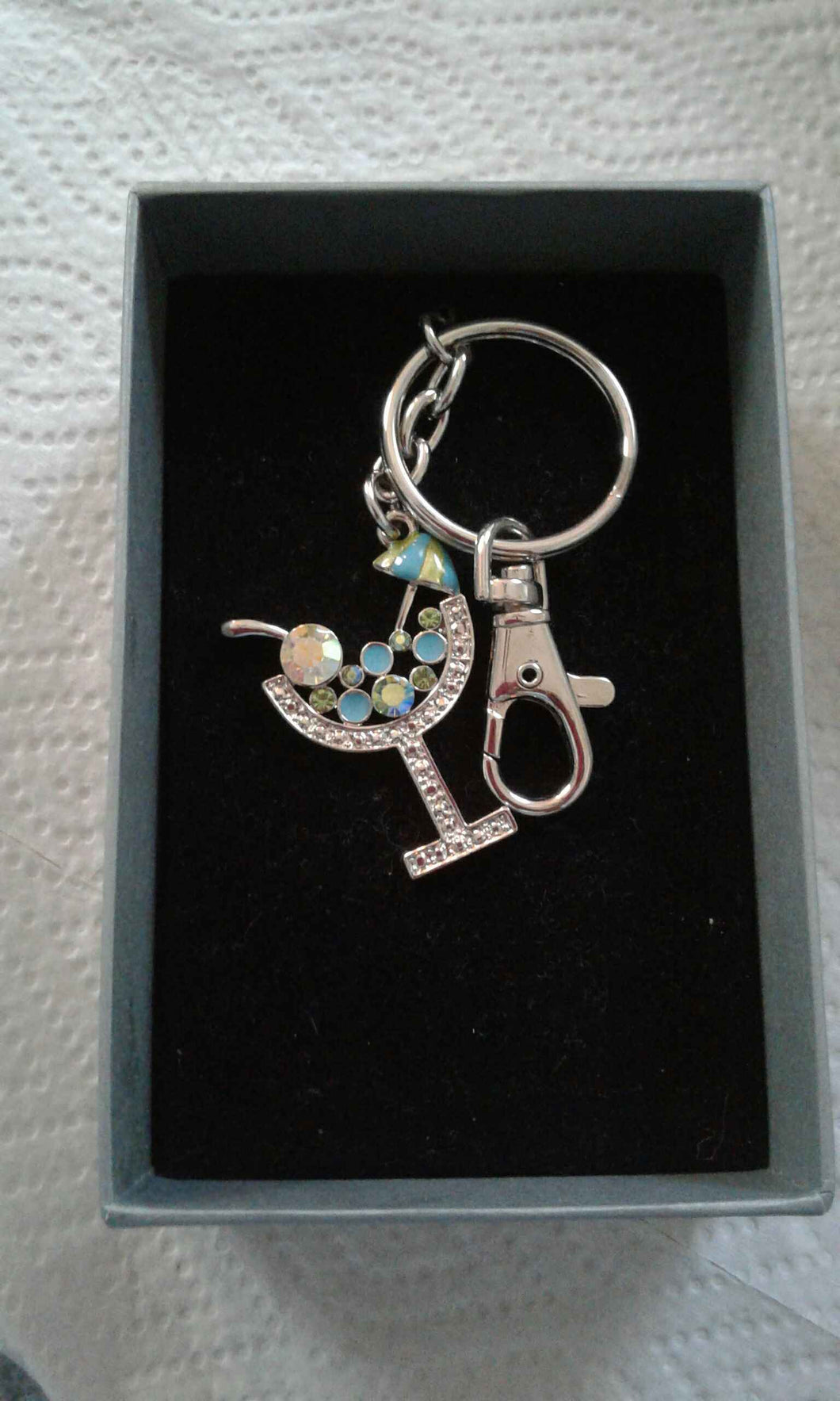 Key Finder Purse Bling Large
