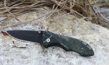 3oaks Black Tail Camouflage Foldable Hunting Knife - 2 FOR THE PRICE OF ONE!