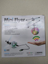 MINI FLYER Induction Flying Drone - USB Fast Charging - 14+ yrs