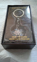 Argento SC Swarovski Crystal Key Chain - Beautiful!