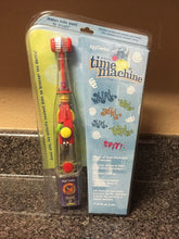 KidGenics 60 Second Time Machine Power Toothbrush - Rechargeable!