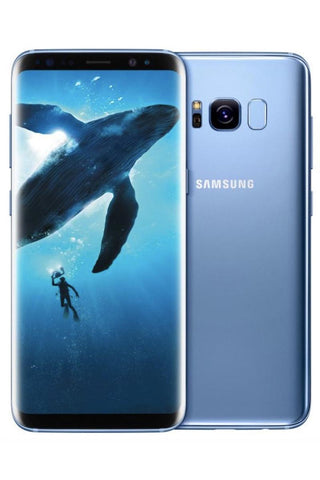 Sam Galaxy S8 Dual Sim G950FD 4G 64GB Blue (TW)