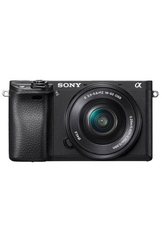 Sony A6300 Kit with 16-50mm Black