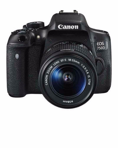 Canon EOS 750D Kit (18-55mm STM)