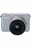 Canon EOS M10 Kit (EF-M 15-45mm STM) Grey