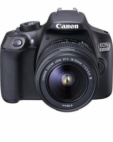 Canon EOS 1300D Kit (18-55mm III) Black