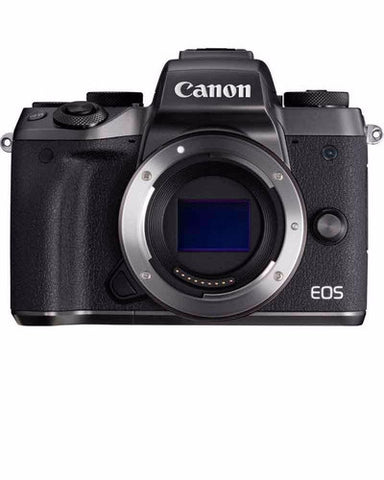 Canon EOS M5 Body (kit box) Black