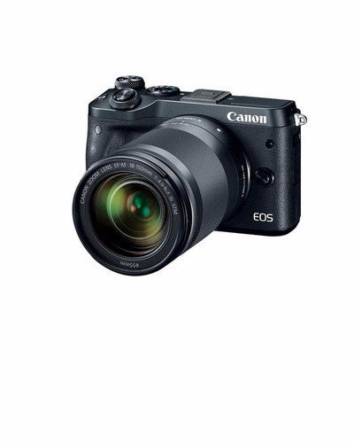 Canon EOS M6 kit (18-150) Black