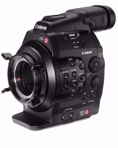 Canon EOS C300 Body (EF Mount)