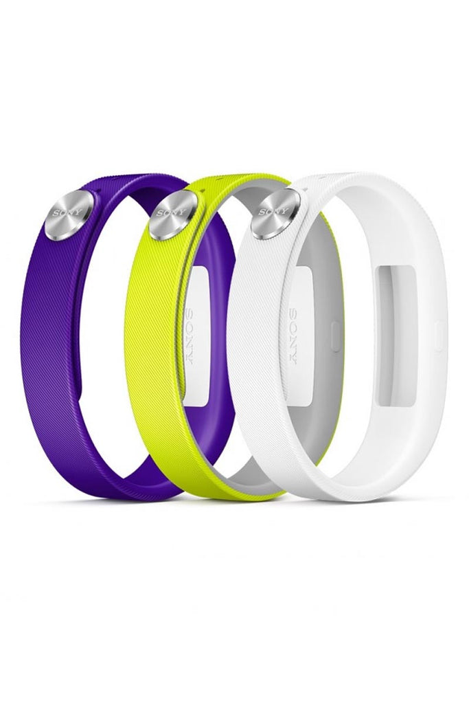 Sony SmartBand Wrist Strap of 3(SWR10 not include)