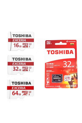 TOSHIBA 32GB T-Flash <M302> 90MB/s