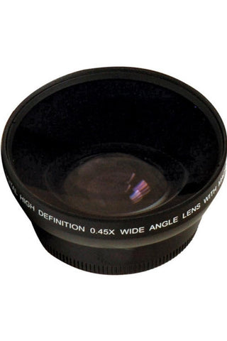 Aft 0.45x Wide Angle Lens with Macro (62mm)