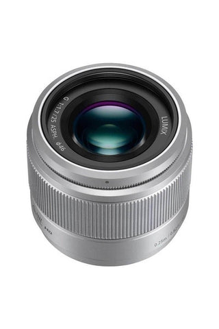 Panasonic Lumix G 25mm f/1.7 Asph (Silver)