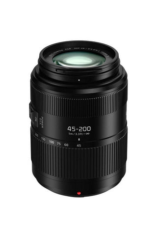 Panasonic Lumix G Vario 45-200mm f4-5.6 II OIS